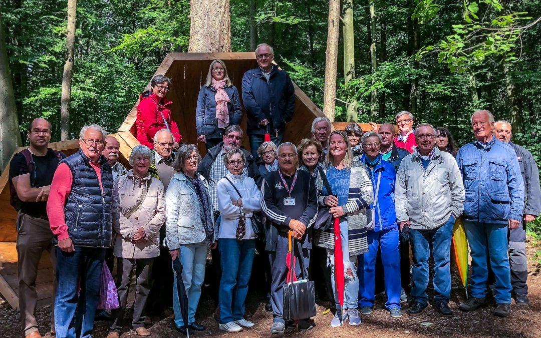 SPD Hasbergen besucht LaGa Bad Iburg