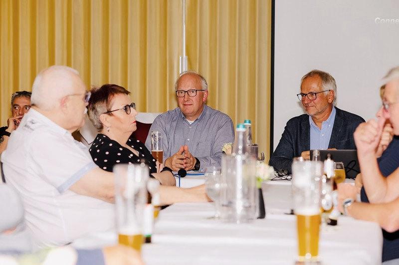 VfL-Präsident zu Gast in Hasbergen