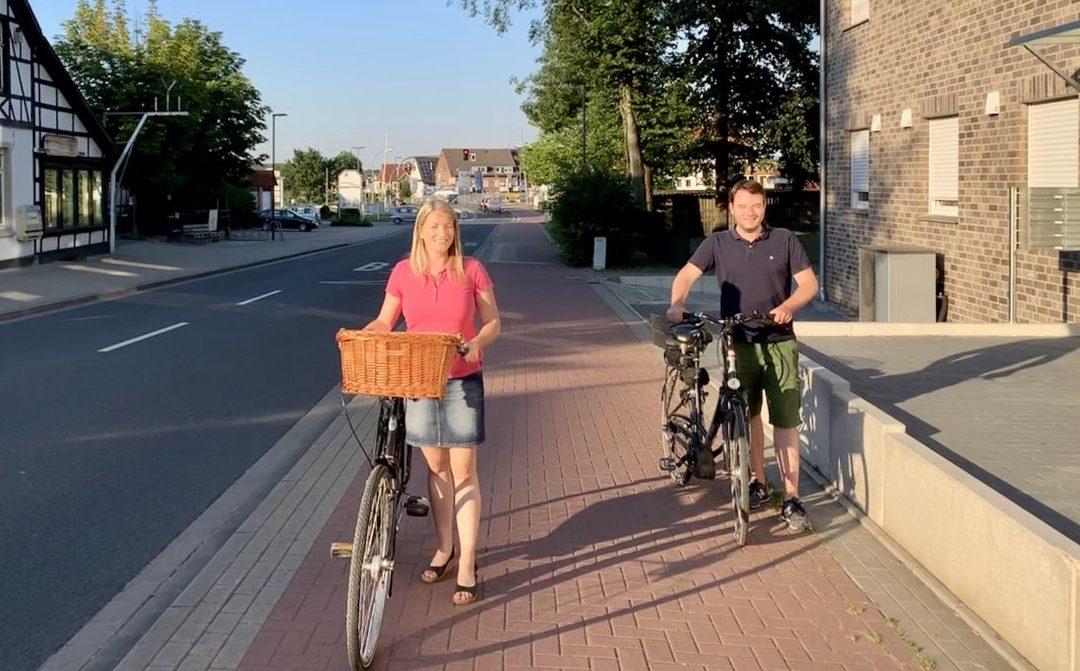 SPD: Hasbergen soll fahrradfreundlicher werden!