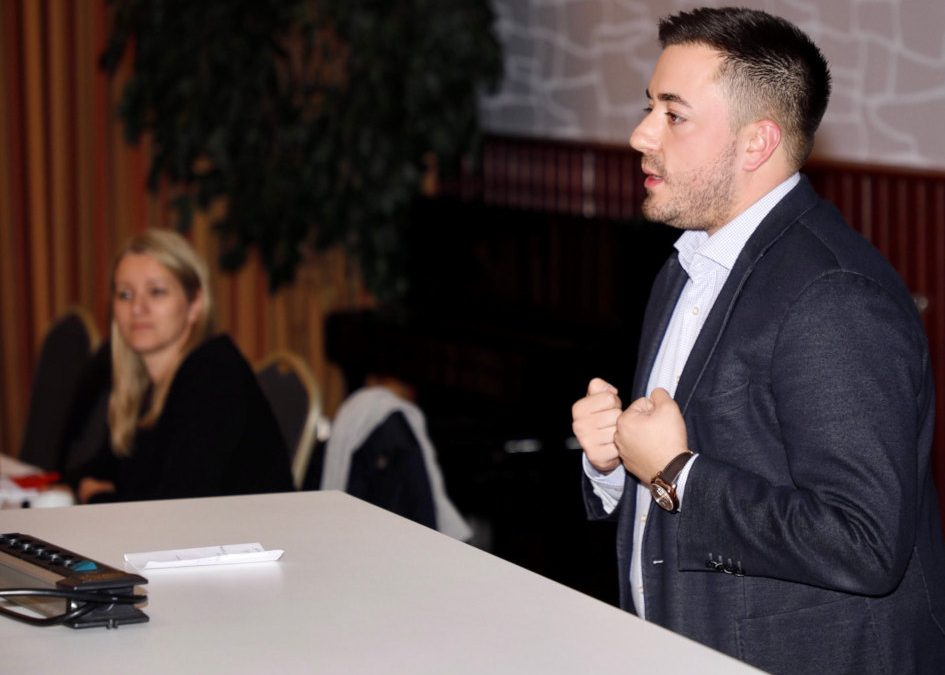 SPD nominiert Manuel Gava für den Bundestag