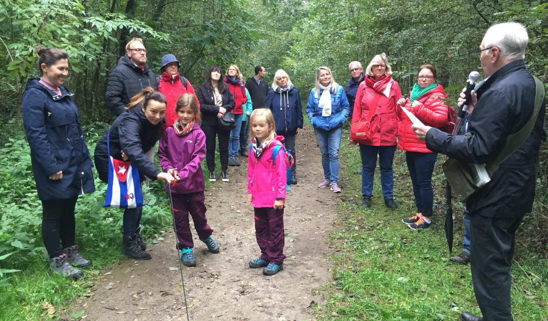 Geführte Wanderung über den geologischen Lehrpfad