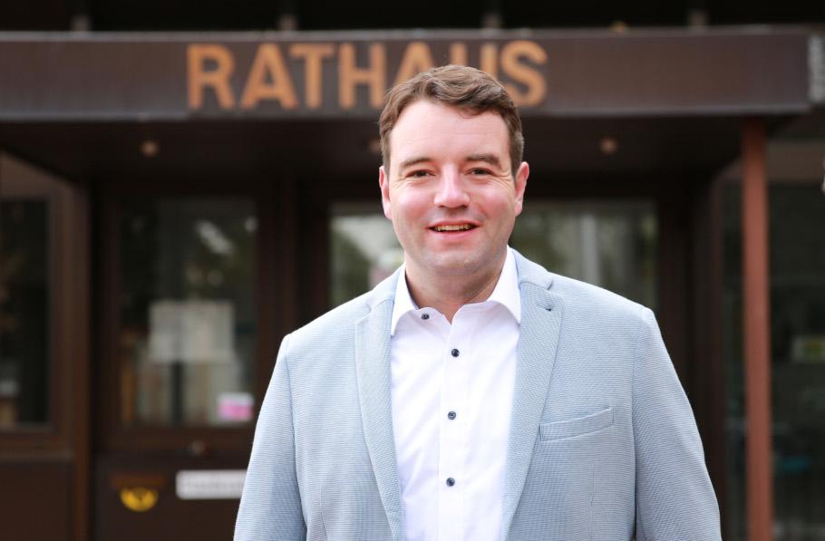 Bürgermeisterkandidat Adrian Schäfer fordert Luca-Schüsselanhänger für Hasbergen und den Landkreis Osnabrück