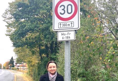 SPD fordert mehr Rücksicht an der Hauptstraße in Gaste