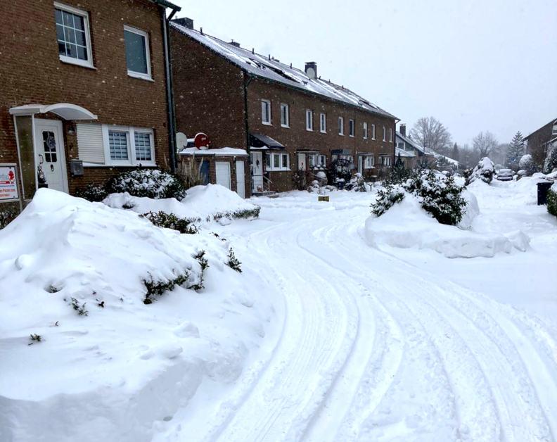 SPD Hasbergen fordert ganzheitliches Konzept für den Winterdienst – Schäfer: Gemeinde sollte Flächen zum Schneeabladen ausweisen