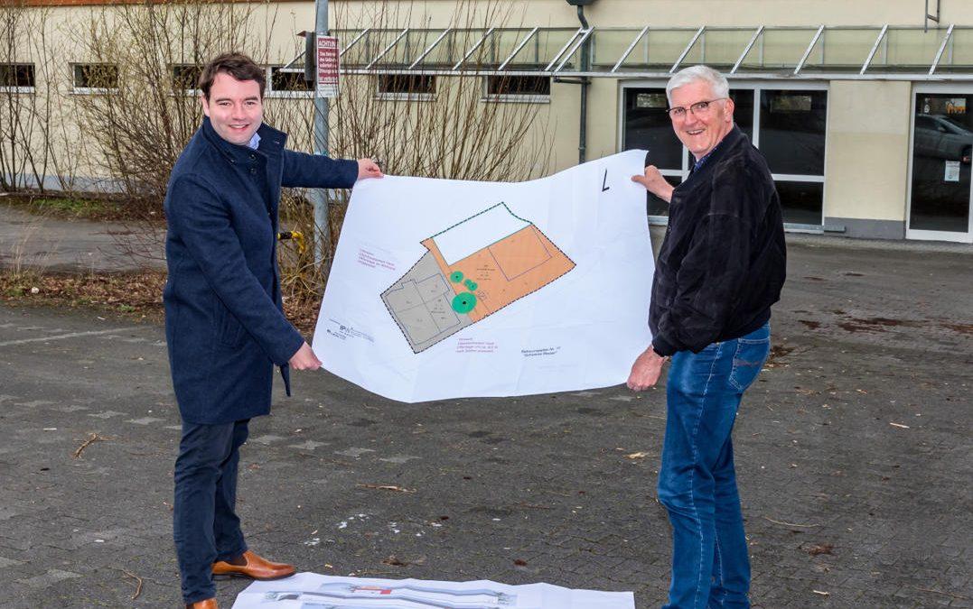 SPD Hasbergen setzt sich für einen neuen Nahversorger im alten Jibi-Markt ein