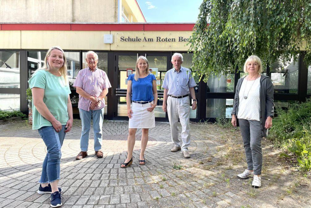 SPD: 80.000 Euro für die Schule am Roten Berg